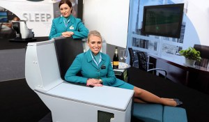 Aer Lingus presents a new Business Class cabin