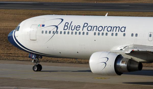 Blue Panorama Boeing 767-300ER