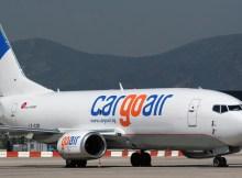 Cargo Air Boeing 737-300F