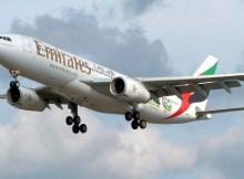 Emirates Airbus A330-200