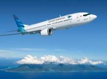 Garuda Indonesia Boeing 737 MAX