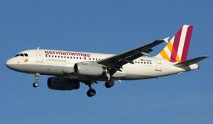 Germanwings Airbus A319-100