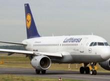 Lufthansa Airbus A319-100