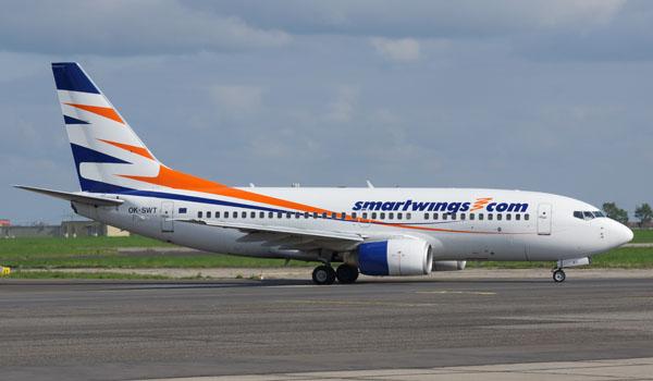 SmartWings Boeing 737-700
