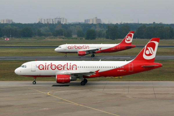 Air Berlin Airbus A320 (© O. Pritzkow)