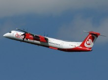 Air Berlin Bombardier Dash-8Q-400