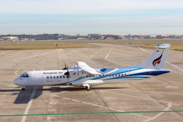 Bangkok Airways ATR72-600
