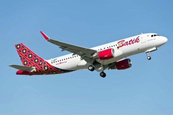 Batik Air Airbus A320-200