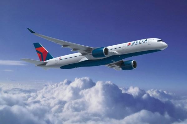 Delta Airbus A350-900 (© Airbus)