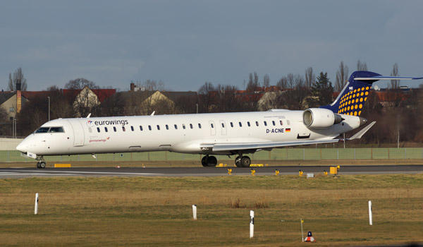 Eurowings Bombardier CRJ900
