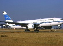 Kuwait Airways Boeing 777-200ER