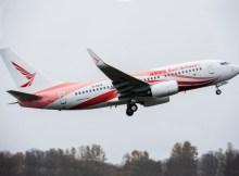 Ruili Airlines Boeing 737-700 (© Boeing)