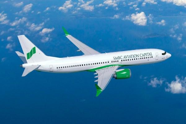 SMBC Boeing 737 MAX 8