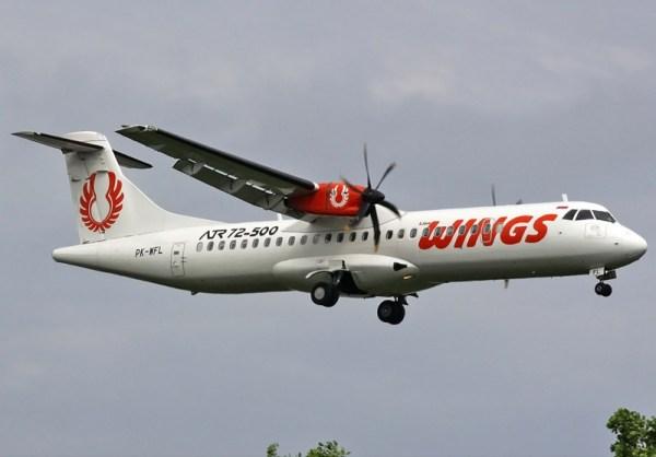 Wings ATR72-500