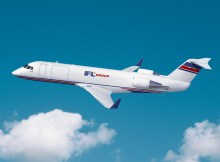 IFL Group Bombardier CRJ200 Special Freighter