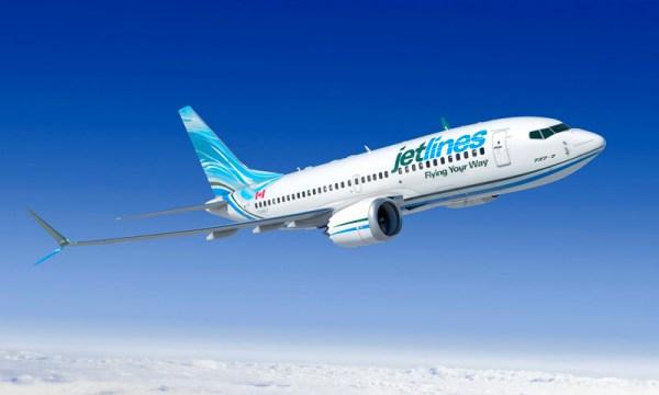 Jetlines Boeing 737 MAX 7 (© Boeing)