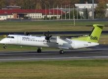 airBaltic Bombardier Q400