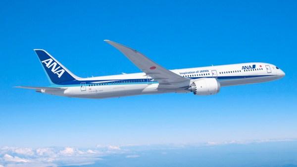 ANA Boeing 787-10 (© Boeing)