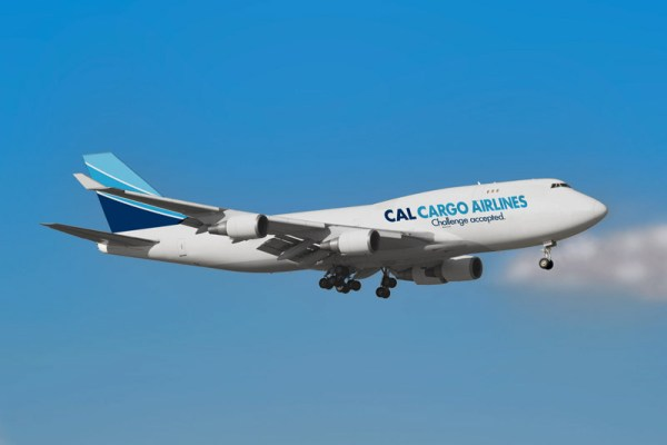 Cargo Air Lines Boeing 747-400F