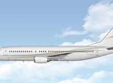 Cello Aviation Boeing 737-400