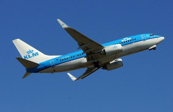KLM Boeing 737-700