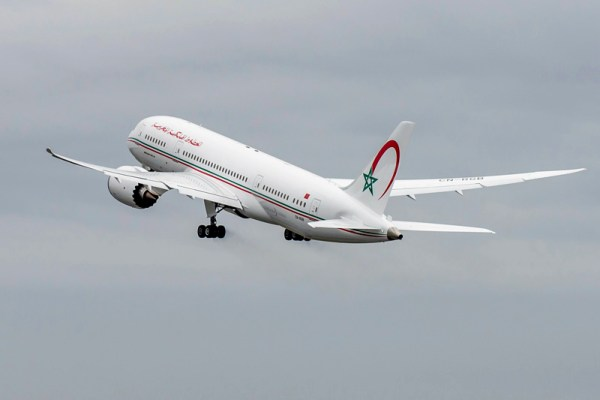 Royal Air Maroc Boeing 787-8 (© Boeing)