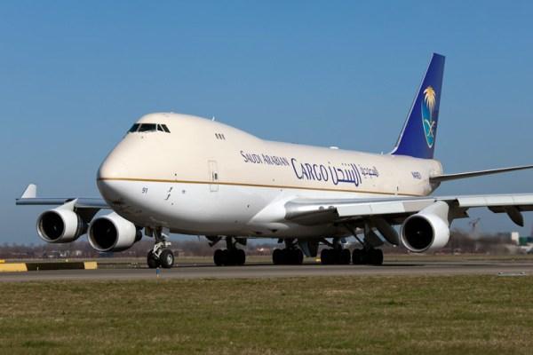 Saudi Arabian Cargo Boeing 747-400F