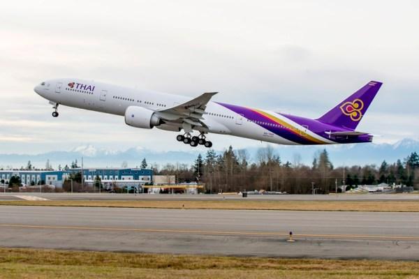 Thai Airways Boeing 777-300ER