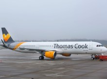 Thomas Cook Airlines Airbus A321SL
