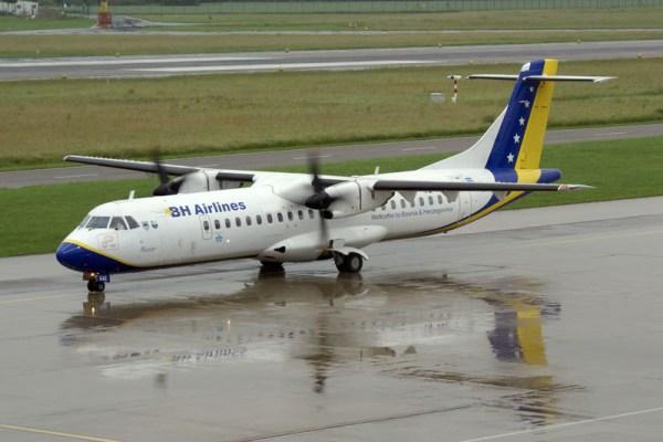 B&H Airlines ATR72-200 (© O. Pritzkow)