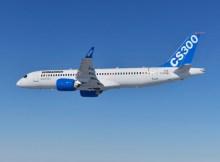 Bombardier CS300 (© Bombardier)