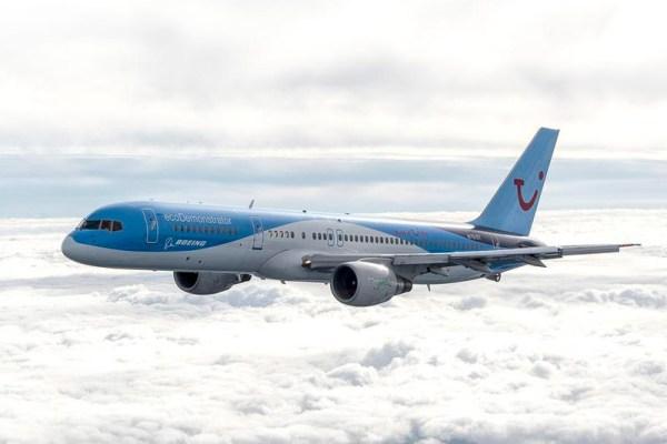 Boeing 757 ecoDemonstrator (© Boeing)