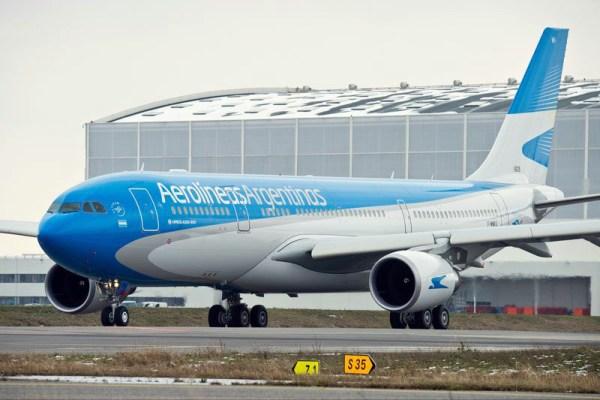 Aerolineas Argentinas Airbus A330-200 (© Airbus)