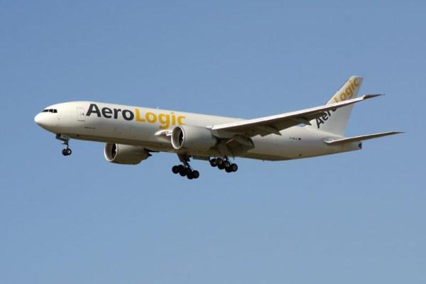 AeroLogic Boeing 777F (© O. Pritzkow)