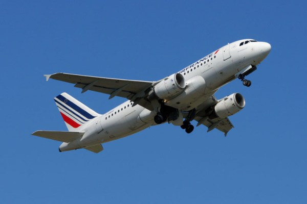 Air France Airbus A319-100 (© O. Pritzkow)