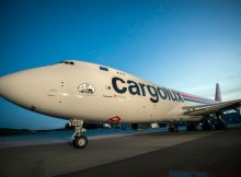 Cargolux Boeing 747-8F (© Boeing)