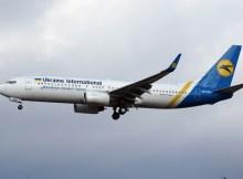 Ukraine International Airlines Boeing 737-800WL (© O. Pritzkow)