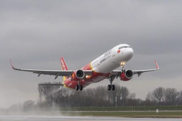 VietJet Air Airbus A321 (© Airbus)