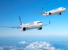 Boeing 737 MAX 8 and MAX 9 in the livery of Copa Airlines (© Boeing)