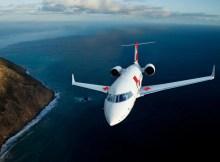 REGA Bombardier Challenger 650 (© Bombardier)