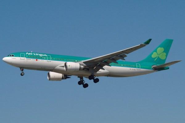 Aer Lingus Airbus A330-200 (GFDL 1.2 A.Gordos)
