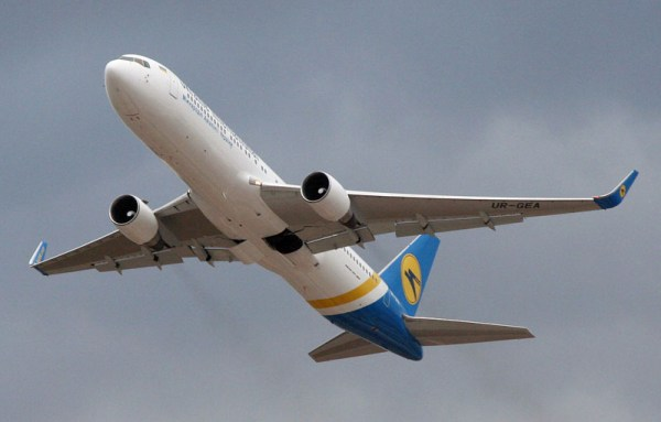Ukraine International Boeing 767-300ER (CC BY-SA 3.0 Oyoyoy)