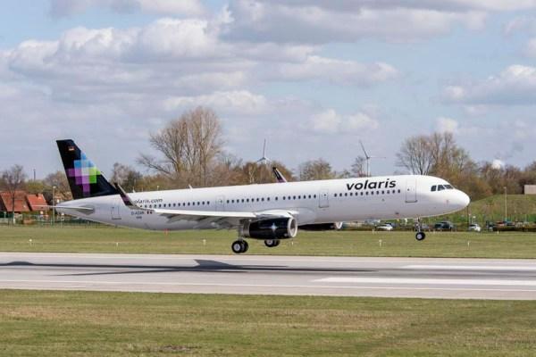 Volaris Airbus A321 (© Airbus)