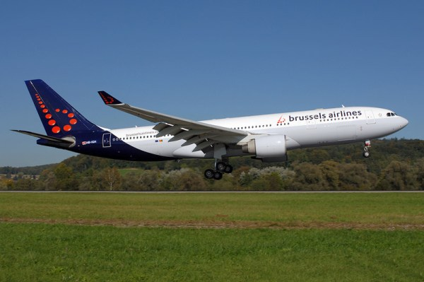 Brussels Airlines A330-200 (GNU 1.2 R. Wallner)