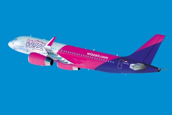 Wizz Air Airbus A320-200 (© Wizz Air)