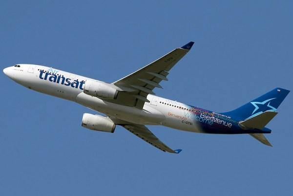Air Transat Airbus A330-200 (© K.v.Wedelstaedt GNU 1.2)