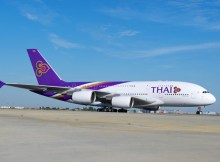 Airbus A380 of Thai Airways (© Airbus)