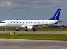 BoraJet Airlines Embraer 190 (© BoraJet)