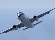 Mechanische Landeklappen heutiger Flugzeuge (© DLR)