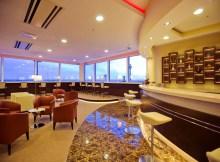 Shanyrak-Lounge am Flughafen Astana (© Air Astana)